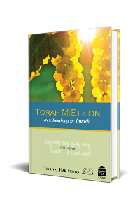 Torah MiEtzion: New Readings in Tanach – Bamidbar